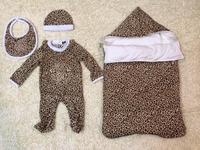 Retail  Brand  fashion  spring/autumn  children's  romper  set  long sleeve  print  pattern  unisex's  romper  Family  of  four