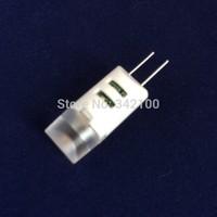 4pcs/lot AC/DC12V 3030SMD G4LED Bulb 3W 250Lumen 2LED Warm White/White Light Bulb 3000K