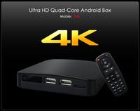 Measy B4K TV BOX Mini PC TV Stick Allwinner A31 Quad Core 2G RAM 8G ROM BlueTooth 2.0MP Camera and MIC Android 4.2 5pcs/lot