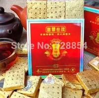 20140925 Free Shipping China Ripe Puer Tea 300g,Small Brick Healthy Slimming Tea,Naturally Organic Matcha Pu'er Puerh Tea 412