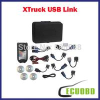 BEST !!! 2014 New XTruck USB Link + Software Diesel Truck Diagnose Interface XTruck USB Link and Software with All Installers