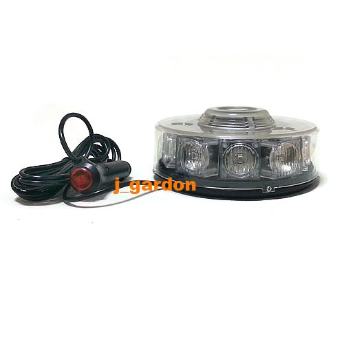 Emergency LED Light Bar Emergency Vehicle Strobe LED Lights