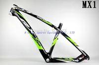 IN STOCK! 2013 Mountain bike 26ER/27.5ER MTB carbon frame,, color multi-select size S/M/L