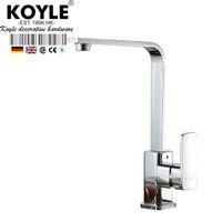 KOYLE - Copper Kitchen all copper dish basin  sink torneira para pia cozinha faucets mixers taps kitchen faucet sink accessories