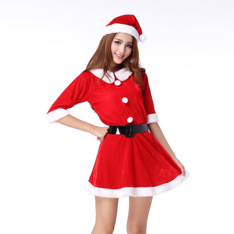 Santa Dress Girls
