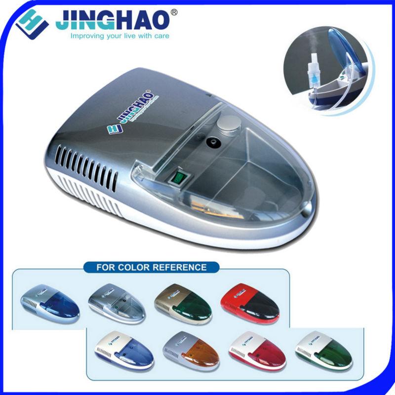 compressor de ar portátil jinghao 10ml acessórios nebulizador copo kit/adulto de medicação máquina jh-102 nebulizador cuidados pessoais(China (Mainland))
