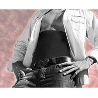 MEN'S Inner Muscle Belt Tummy trimmer Stomach Slimming belt body shaper belt Free shipping
