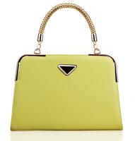 Cheap Sale! 2014 New Super Fashion OL Handbags European Style High Quality Women Messenger Bag Lady Briefcase Shoulder Bag