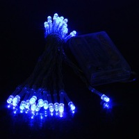 10m 80Lights BATTERY power OPERATED 40 LED MINI FAIRY STRING LIGHTS LED BATTERY String Fairy Lights For Christmas /Wedding party