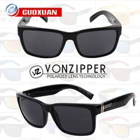 New 2014 America Fashion Vonzipper Elmore Men Women Sunglasses VZ Von Zipper Colorful Lens Outdoor Sport Sunglass Oculos De Sol