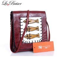 Women Pu Leather Handbag Mini Packet Diagonal Package Shoulder Bag New Bags W2042
