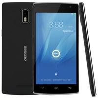 Original DOOGEE KISSME DG580 8GB 5.5 inch 3G Android 4.4 Smart Phone MTK6582 Quad Core 1.3GHz RAM: 1GB, Dual SIM WCDMA & GSM