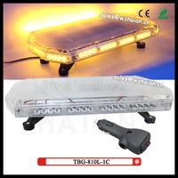 Free shpping + Factory directly supply 1w Car Led Mini Light Bar TBG-810-1L3(1W LED Light,14 modules)