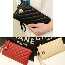 Модницы почтовый искусственная кожа клатч чехол леди с сумочка бумажник фули