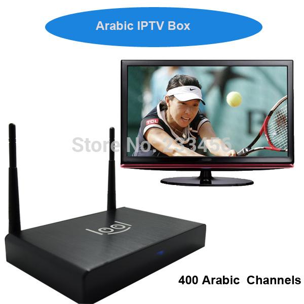 IPTV HD Set Top Box Arabic Channels Made in China(China (Mainland))