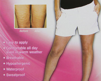 Instant thigh lift makes thighs look firm and younger slimming thigh leg shaping transparent lifting strips AS SEEN ON TV.