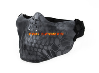 TMC Nylon Airsoft Mask SWAT Tactical Mask In Newest Kryptek Typhon Camo+Free shipping(SKU12050375)