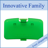 free shipping N64 Repair Part Replacement Console Door Jungle Green (TTX Tech) 2pcs/lot polybag
