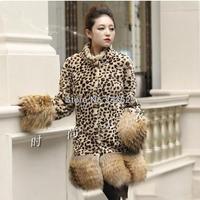Free shipping women's high quality faux fur winter coat. long sleeve winter fake fur coat, Plus sizes, S/M/L/XL/XXL/XXXL