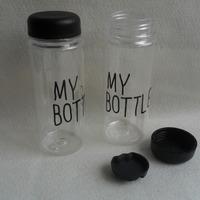 500Ml Plastic Fational Sport My Bottle Lemon Juice Readily Cup Drinking Water