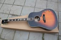 Acoustic Guitar J-160E 41-inch electric box guitar  signature veneer