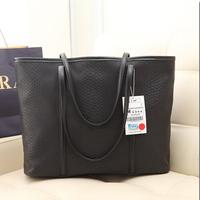 Design Brand Handbags crocodile ZA Large Capacity Women Leather Handbag Fashion Shouder Bags Luxury Bolsas Femininas Casual Bag