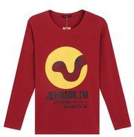 New arrival fashion 2014 leisure men T-shirts personalize printed men tees size XL-5XL ( LT0140)