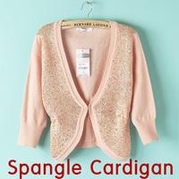 The Newest High Quality European Unique Style Cotton Crop Cardigan Blouse/S-XXXL PLUS SIZE/Tops