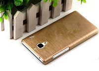 Free Shipping! Ultra thin Crystal Case for Xiaomi Mi4 M4 & Retail Package LM4