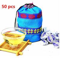 puer tea bowl tea Pure Natural flavor Taste Lose Weight puer Glutinous Rice perfume raw tea 220g/50pcs Traditional Chinese tea