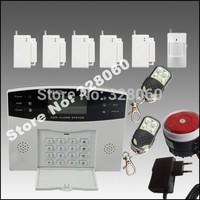 Wireless GSM Home Security Alarm System Burglar Alarm for House Security