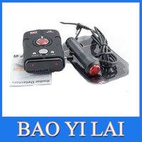 Car detector Russian/English voice anti radar V8 car alarm vehicle speed control car Radar detect 16Band 360 Degrees anti police