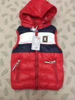 Retail  Brand  fashion  spring/autumn  children's  jacket  hooded  patchwork  pattern  zipper  boy's  jacket  free  shipping