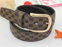 Free Shipping Han edition men's fashion leisure joker belt mens luxury brand belt 100% leather belts for men Drop shipping