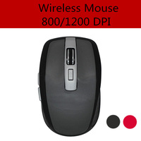 The latest wireless mouse USB 2.4 GHz humanized design ultra-thin portable receive the range of 10 meters, free postage