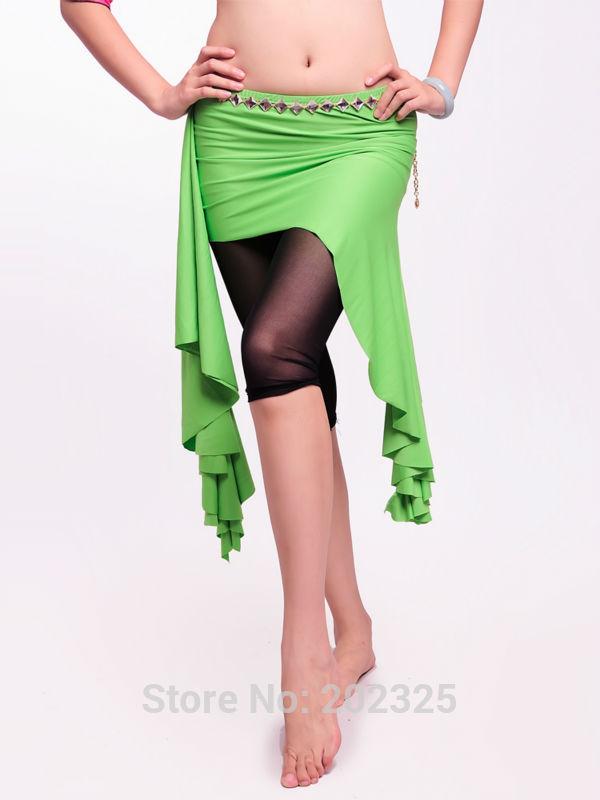 New design high quality waist belt skirt belly dance practiseor performance -6025(China (Mainland))