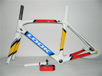 NEW Arrival! LOOK 695 Carbon Road bicycle Frame,sizeXS/S/M/L ,T800 Carbon L6 Fiber Bicycle Frameset Free Shipping