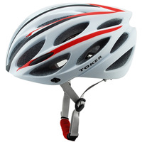 TOKER bicycle helmets, lightweight one-piece riding helmet, bike helmet, riding helmet outdoors free shipping