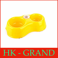 10pcs 2 in 1 Dogs Pets Pet Suppliespets dogs pet suppliesPets Puppy Dogs Cats Automatic Water Drinking Feeding Basin Food Bowls