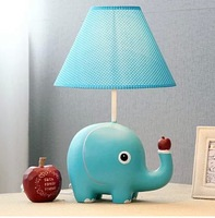 KINGART elephant desk lamp lovely birthday gift