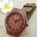 Pre sale HIgh Quality Vintage Men s Women s Watches Ebony Red Sandal Wood Luxuly Geniune