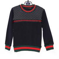 New autumn winter children brand baby boy and girl long-sleeved tops cotton T shirt