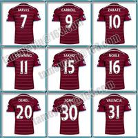 West Ham United Soccer Jerseys New Season 14/15 West Ham United Best thai quality Andrew Carroll Soccer Jerseys,NOBLE SONG