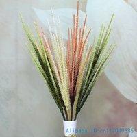 1 PCS Artificial Long Grass Plastic Plant Home Party Decoration F266