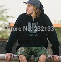 2014 Autumn and Spring Men's Fashion crewneck sweatshirt Sports Hoodies Hip Hop New Design burton Sweatshirts Free shipping