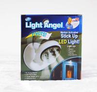 Free Shipping  Light Angel 360 Degrees Automatic Induction Lamp 7pcs LED Light Multi-purpose Emergency Lighting Hot Sale