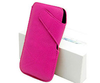 Leather Phone Pouch Bags Cases For LG Nexus 5 Cover phone bags cases accessories bag for cell phone