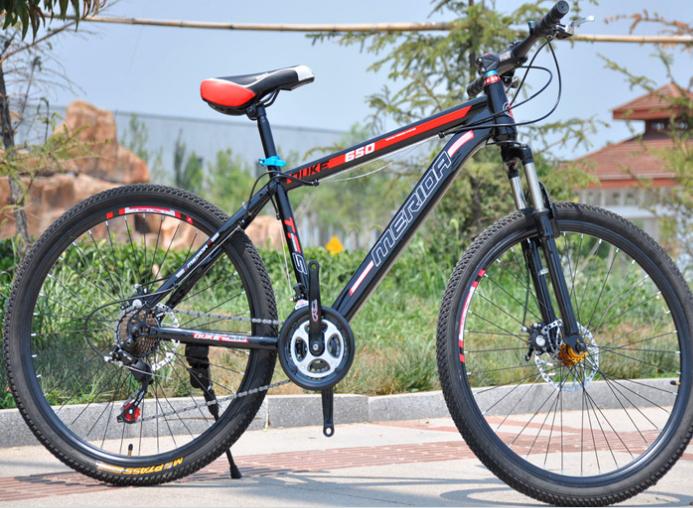 Quality goods assembly merida mountain biking/bike/variable speed mountain bike/duke of 650 warriors(China (Mainland))