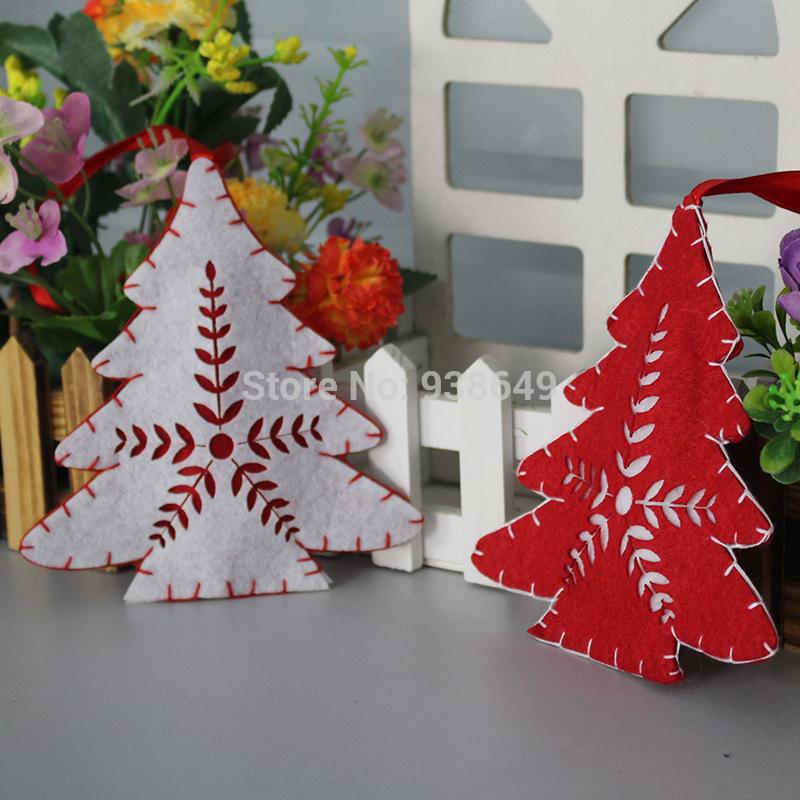 سعيد السنة الجديدة شجرة عيد الميلاد زخرفة اللعب الفني العام الجديد هدية عيد الميلاد دي ناتال floco ونفيه الشحن عالية الجودة مجانا(China (Mainland))