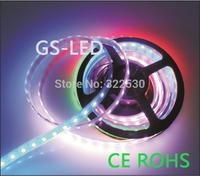 General Brightness 6803 0leds/m 5M magic led Strip light SMD5050 DC12V.Epistar LED Chip.IP67